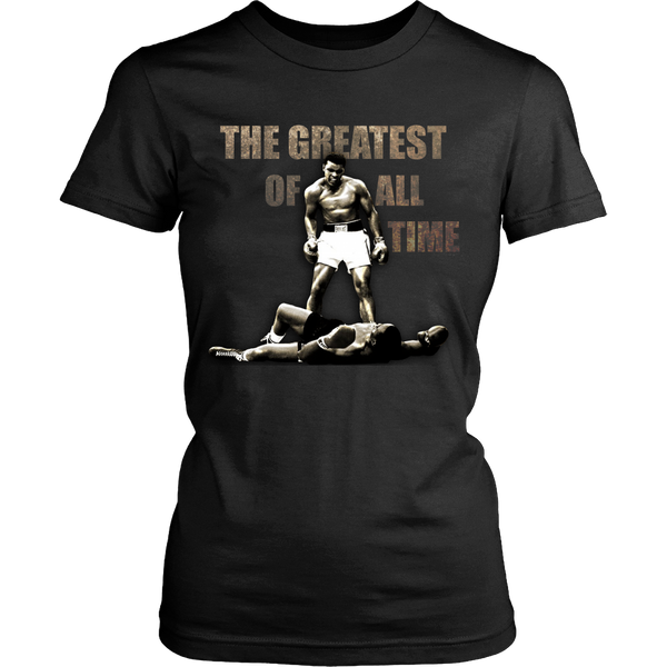 The Greatest of All Time T Shirts, Tees & Hoodies -  Muhammad Ali Shirts - TeeAmazing - 10