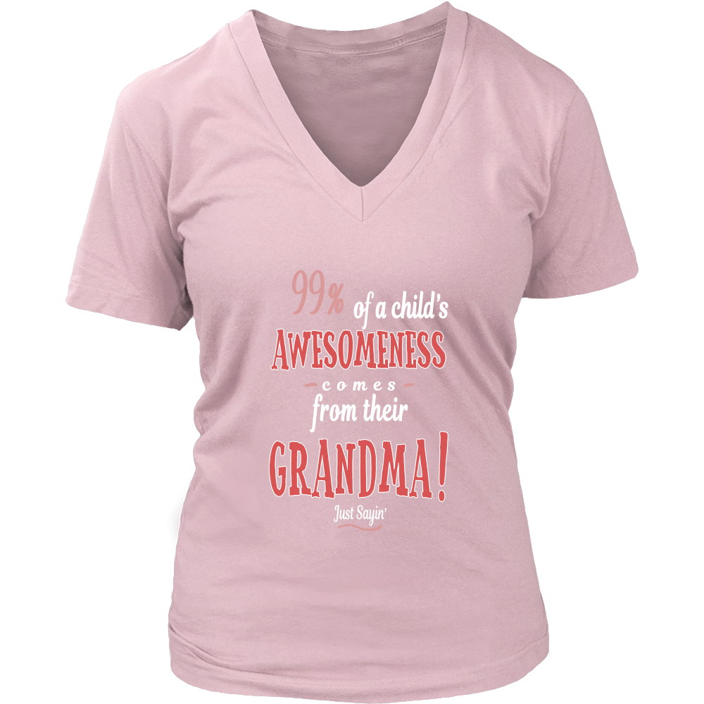 Grandma! Just Sayin' T Shirts, Tees & Hoodies - Grandma Shirts - TeeAmazing