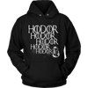 White Hodor T Shirts, Tees & Hoodies - Game of Thrones Shirts - TeeAmazing - 7