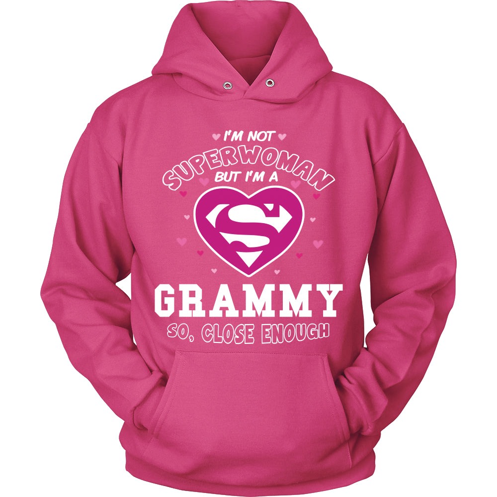 I'm Not Superwoman Grammy T-Shirt - Grammy Shirt - TeeAmazing