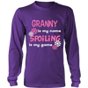 Granny Is My Name... T-Shirt - Granny Shirt - TeeAmazing