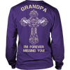 I'm Forever Missing You! Grandpa T-Shirt - Family Shirt - TeeAmazing - 5