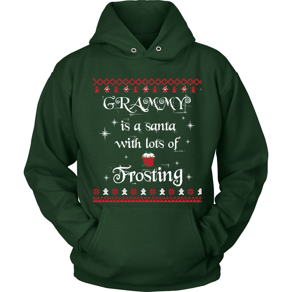 Grammy is a Santa... T-Shirt - Grammy Shirt - TeeAmazing
