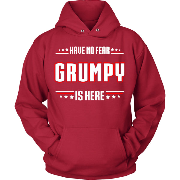 Have No Fear Grumpy Is Here T-Shirt - Grumpy Shirt - TeeAmazing - 8