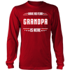 Have No Fear Grandpa Is Here T-Shirt - Grandpa Shirt - TeeAmazing - 5