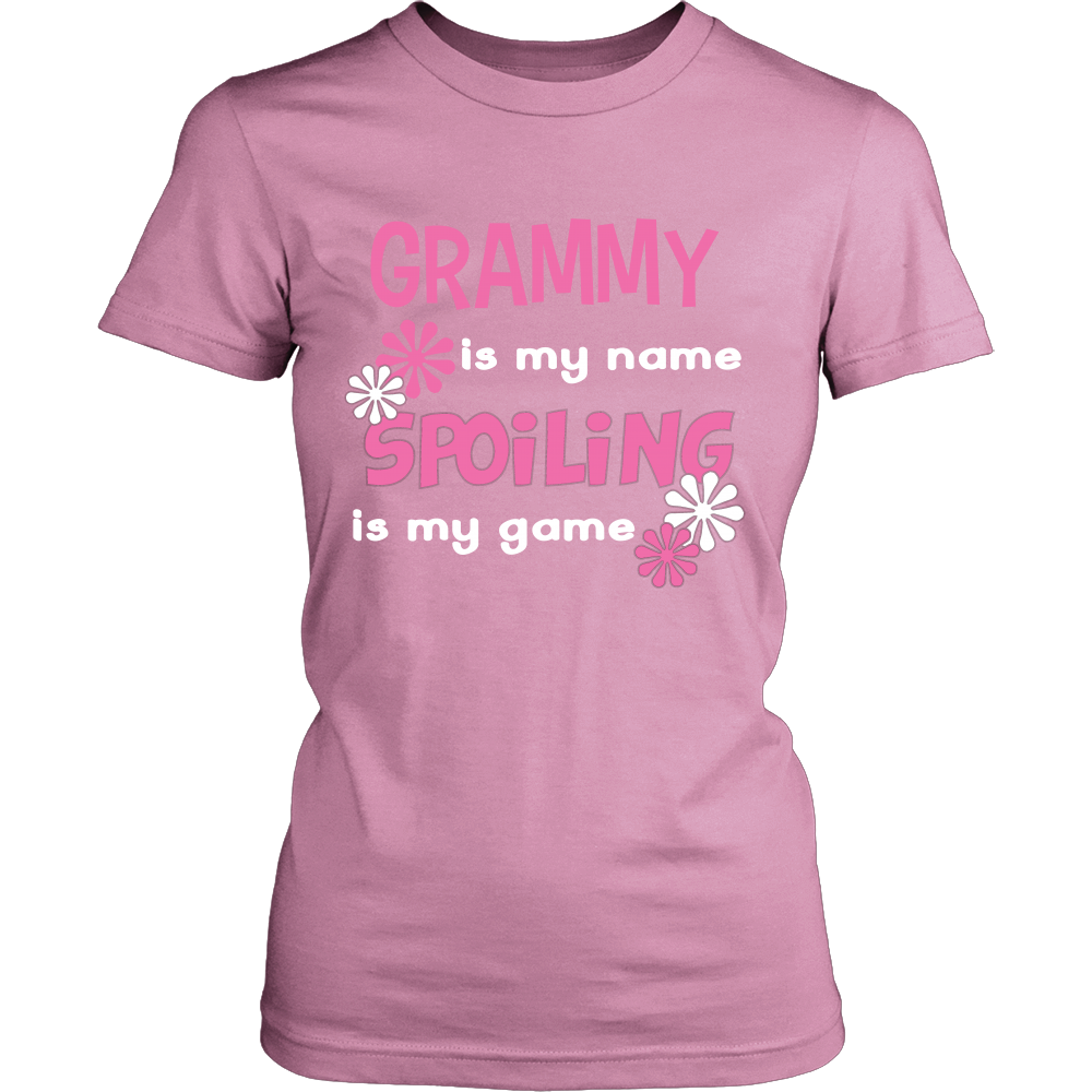 Grammy Is My Name... T-Shirt - Grammy Shirt - TeeAmazing