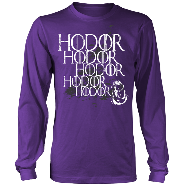 White Hodor T Shirts, Tees & Hoodies - Game of Thrones Shirts - TeeAmazing - 5
