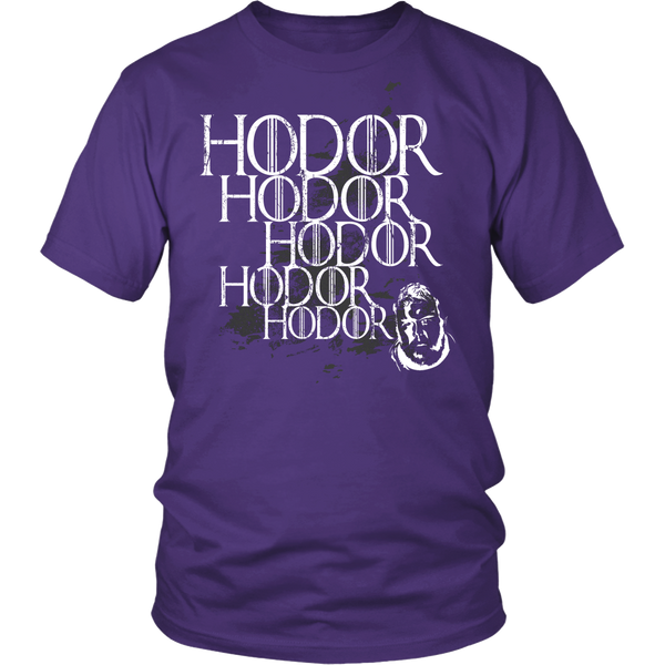White Hodor T Shirts, Tees & Hoodies - Game of Thrones Shirts - TeeAmazing - 3