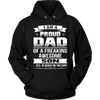 I Am A Proud Dad, Son T Shirts, Tees & Hoodies - Dad Shirts - TeeAmazing - 8