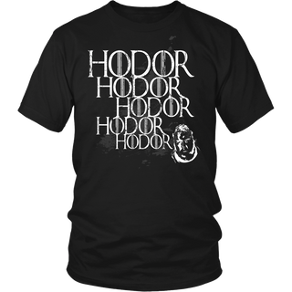 White Hodor T Shirts, Tees & Hoodies - Game of Thrones Shirts - TeeAmazing