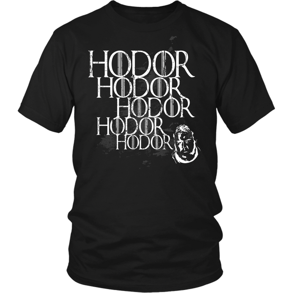 White Hodor T Shirts, Tees & Hoodies - Game of Thrones Shirts - TeeAmazing - 1