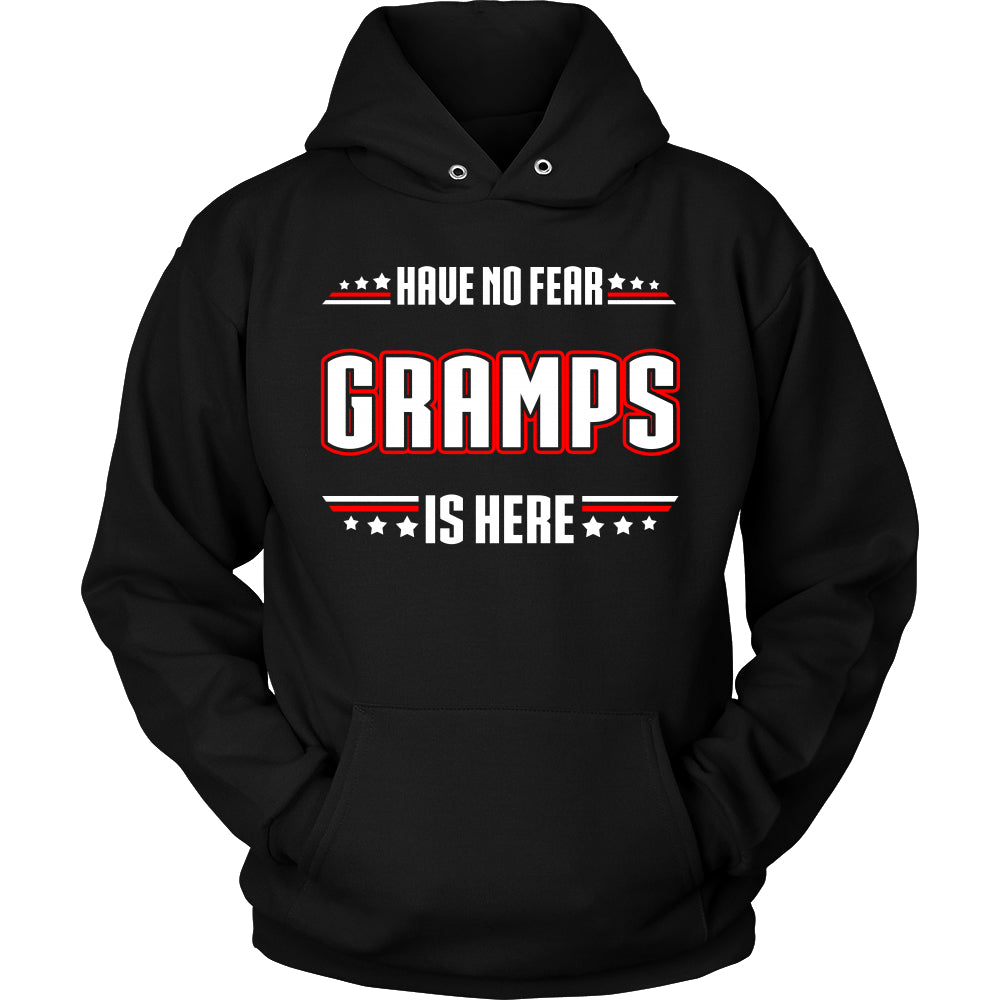 Have No Fear Gramps Is Here T-Shirt - Gramps Shirt - TeeAmazing