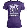 I Don't Shut Up... T Shirts, Tees & Hoodies - Stand By Me Shirts - TeeAmazing - 10