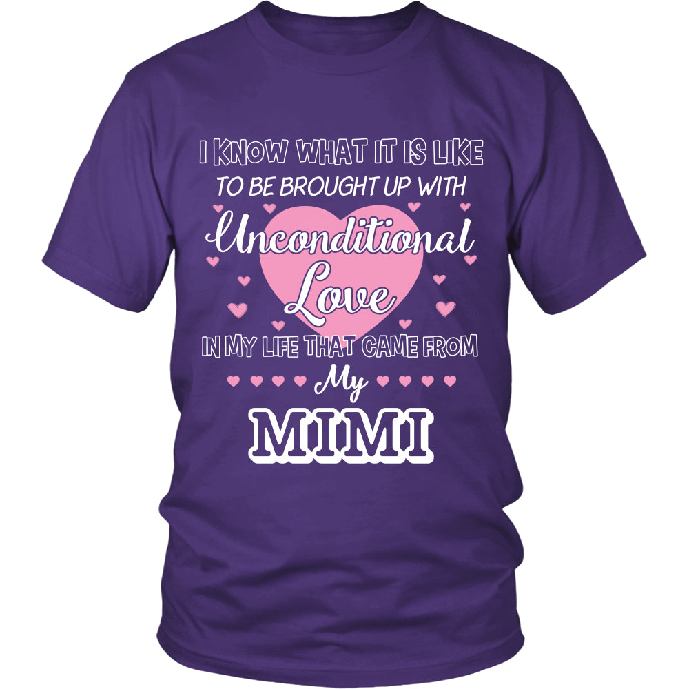 Uncondition Love MiMi T-Shirt - MiMi Shirt - TeeAmazing