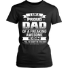 I Am A Proud Dad, Son T Shirts, Tees & Hoodies - Dad Shirts - TeeAmazing - 11