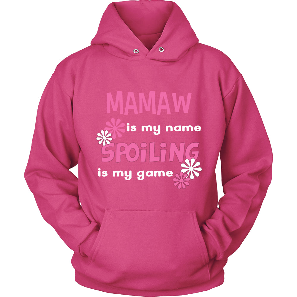 Mamaw Is My Name... T-Shirt - Mamaw Shirt - TeeAmazing