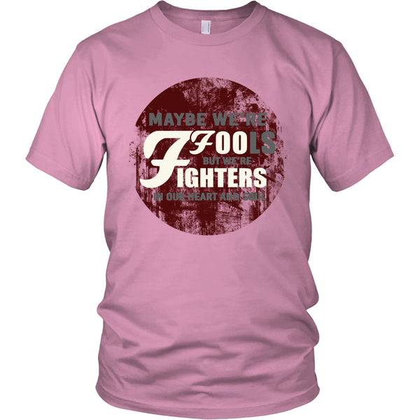 Fools Fighter T Shirts, Tees & Hoodies - Foo Fighter Shirts - TeeAmazing - 3