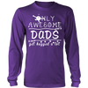 Only Awesome Dads Get Hugged A Lot T Shirts, Tees & Hoodies - Grandpa Shirts - TeeAmazing - 11
