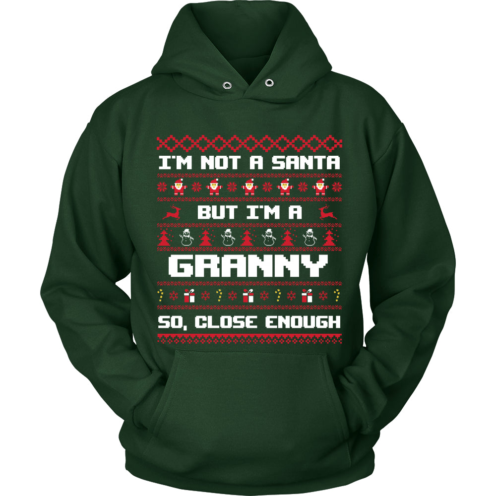 Ugly Granny Sweater T-Shirt - Granny Shirt - TeeAmazing
