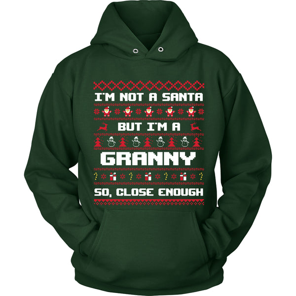 Ugly Granny Sweater T-Shirt - Granny Shirt - TeeAmazing - 8