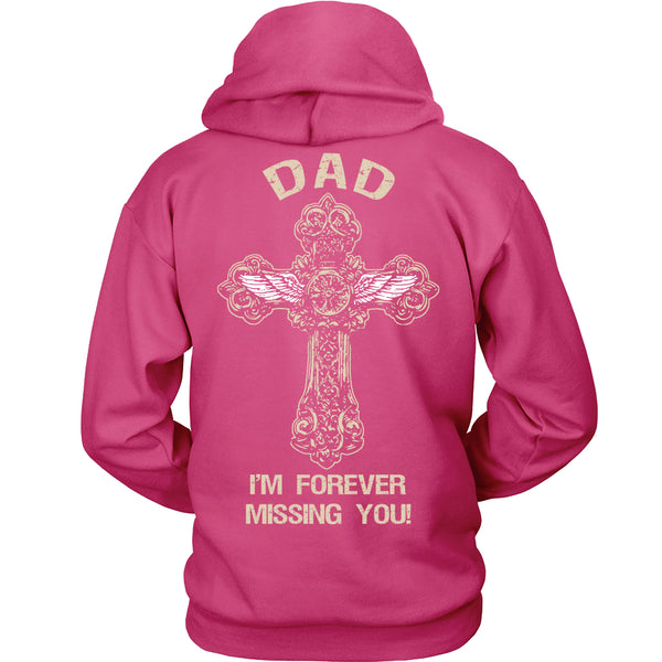 I'm Forever Missing You! Dad T-Shirt - Family Shirt - TeeAmazing - 8
