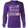 God Gave Me Grandchild T-Shirt - Grandma Shirt - TeeAmazing - 6