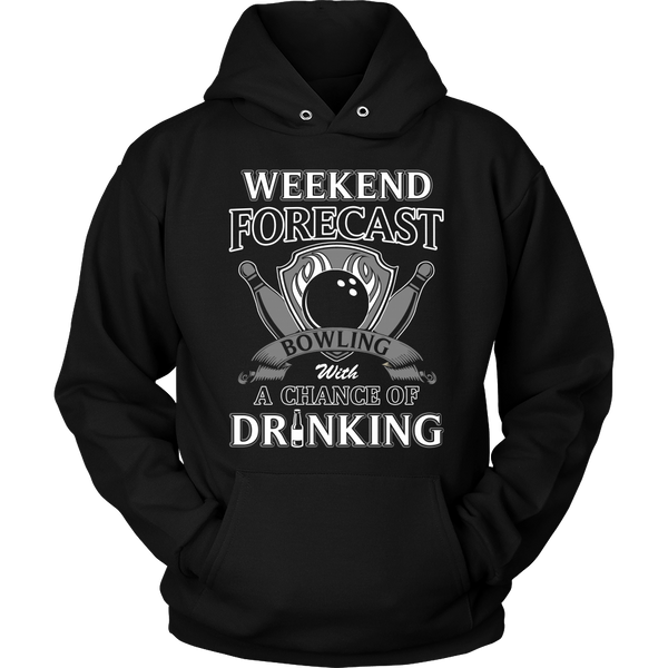 Bowling with Drinking T Shirts, Tees & Hoodies - Bowling Shirts - TeeAmazing - 7