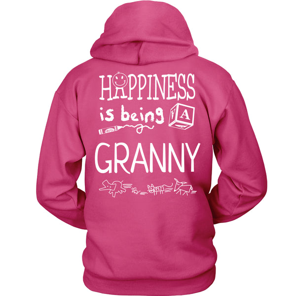 Happiness is Being Granny T-Shirt - Granny Shirt - TeeAmazing - 3