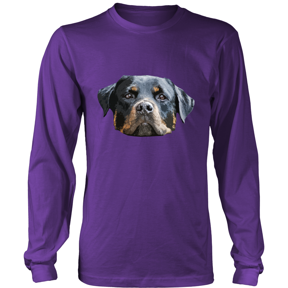 Rottweiler Dog T Shirts, Tees & Hoodies - Rottweiler Shirts - TeeAmazing