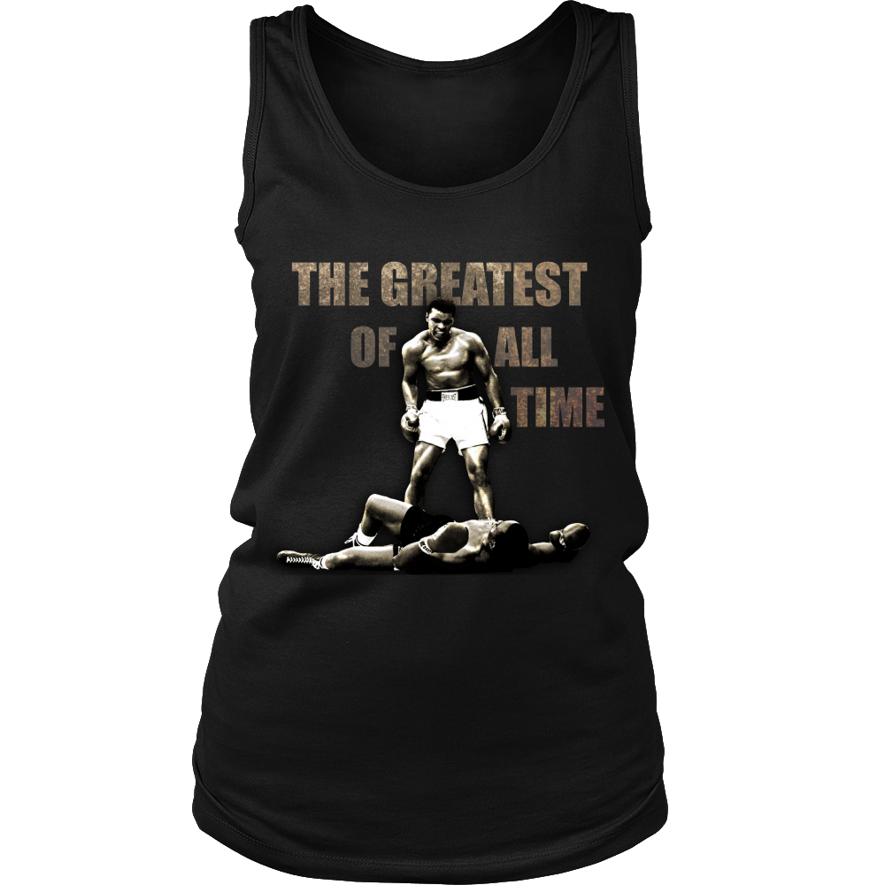 The Greatest of All Time T Shirts, Tees & Hoodies -  Muhammad Ali Shirts - TeeAmazing