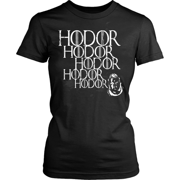 White Hodor T Shirts, Tees & Hoodies - Game of Thrones Shirts - TeeAmazing - 9