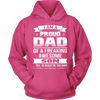 I Am A Proud Dad, Son T Shirts, Tees & Hoodies - Dad Shirts - TeeAmazing - 9