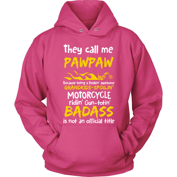 They Call Me Pawpaw Motorcycle T-Shirt - Pawpaw Motorcycle Shirt - TeeAmazing - 8