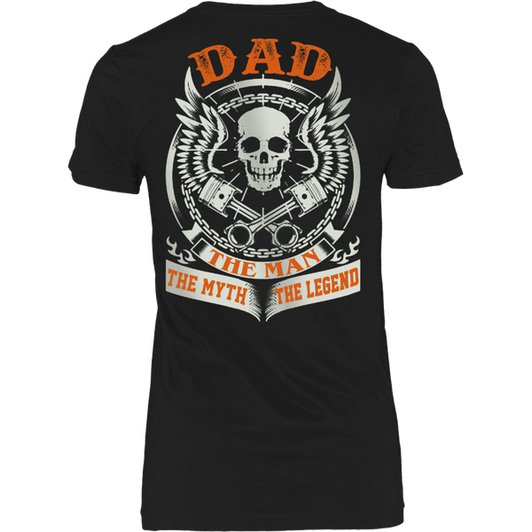 DAD The Man The Myth The Legend T Shirts, Tees & Hoodies - Dad Shirts - TeeAmazing - 9