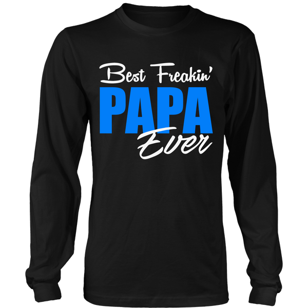 Best Freakin' PAPA Ever T Shirts, Tees & Hoodies - Grandpa Shirts - TeeAmazing - 6