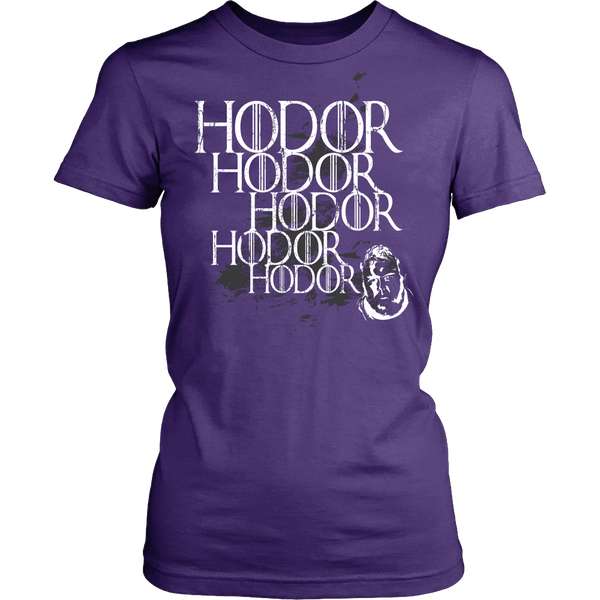 White Hodor T Shirts, Tees & Hoodies - Game of Thrones Shirts - TeeAmazing - 10