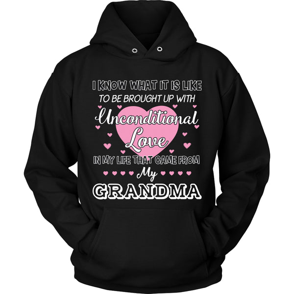 Uncondition Love Grandma T-Shirt - Grandma Shirt - TeeAmazing - 1