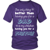 My Children Having You For A Pawpaw T Shirts, Tees & Hoodies - Grandpa Shirts - TeeAmazing - 2