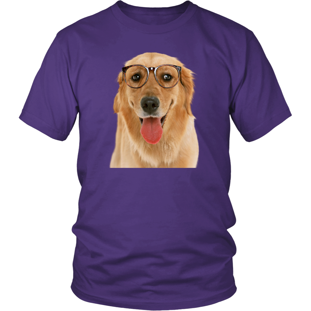 Golden Retriever Dog T Shirts, Tees & Hoodies - Golden Retriever Shirts - TeeAmazing