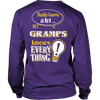 Gramps Knows More T-Shirt -  Gramps Shirt - TeeAmazing - 12