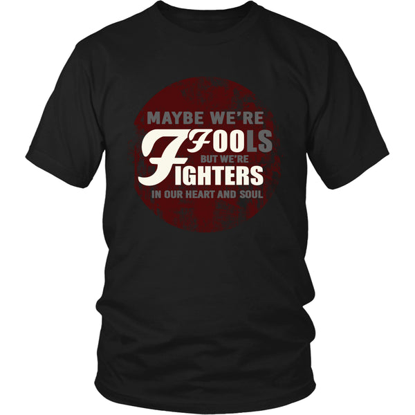 Fools Fighter T Shirts, Tees & Hoodies - Foo Fighter Shirts - TeeAmazing - 1