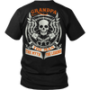 Grandpa The Man The Myth The Legend T Shirts, Tees & Hoodies - Grandpa Shirts - TeeAmazing - 1