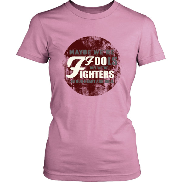 Fools Fighter T Shirts, Tees & Hoodies - Foo Fighter Shirts - TeeAmazing - 10