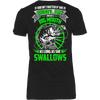 As Long As She Swallows Fishing T-Shirt - Fishing Shirt - TeeAmazing - 9