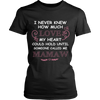 I Never Knew How Much Love Mamaw T-Shirt - Mamaw Shirt - TeeAmazing - 9