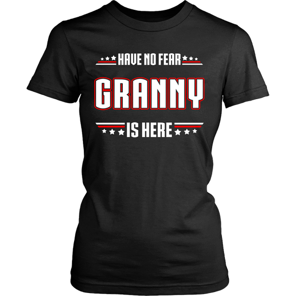 Have No Fear Granny Is Here T-Shirt - Granny Shirt - TeeAmazing - 9