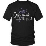 Grandsons Make Life Special T Shirts, Tees & Hoodies - Grandma Shirts - TeeAmazing