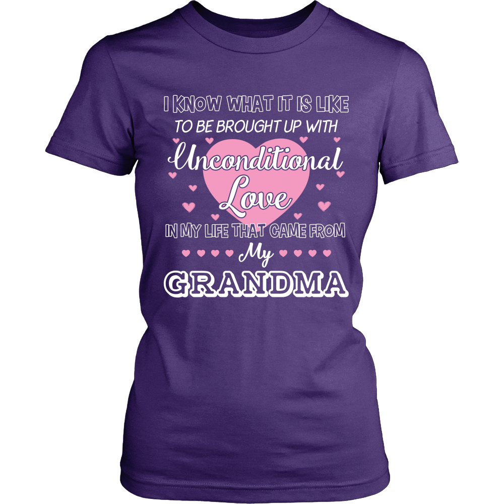 Uncondition Love Grandma T-Shirt - Grandma Shirt - TeeAmazing