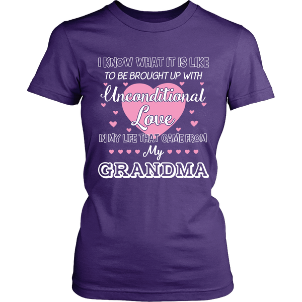 Uncondition Love Grandma T-Shirt - Grandma Shirt - TeeAmazing - 10