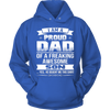 I Am A Proud Dad, Son T Shirts, Tees & Hoodies - Dad Shirts - TeeAmazing - 10